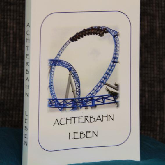 "Buch ""Achterbahn Leben"""