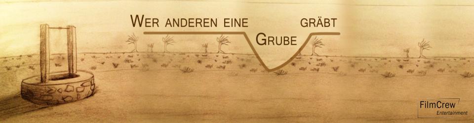 Wer anderen eine Grube gräbt --- deutsch-indischer Spielfilm