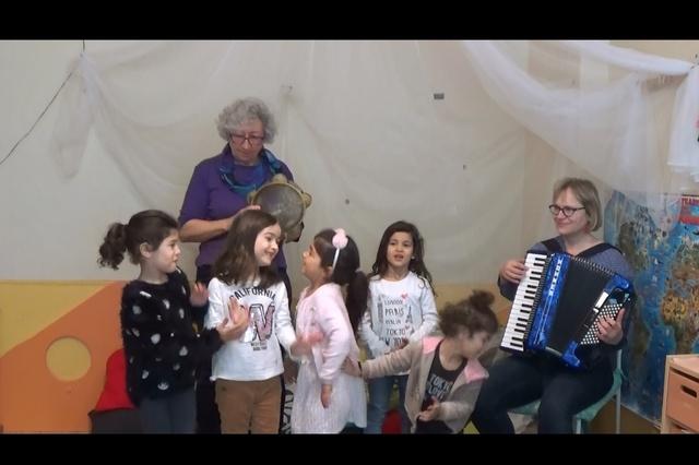 Kardamom - Lieder in deutsch und arabisch