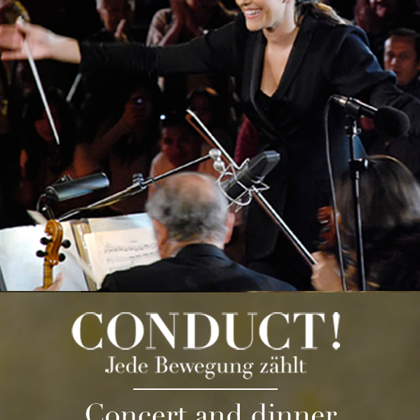 Concert and Dinner with the Conductors