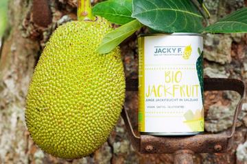 Bio-Jackfruits – Herzhaft Gut
