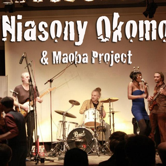 Niasony & Maoba Live Konzert!