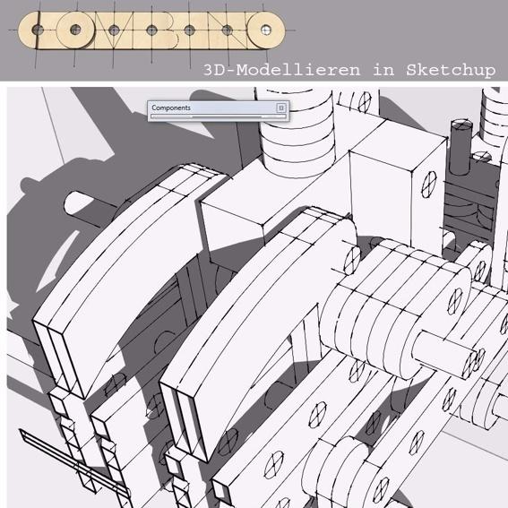 Einführungskurs 3D-Modellieren in Sketchup make