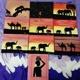 Gemälde von einem Geflüchteten