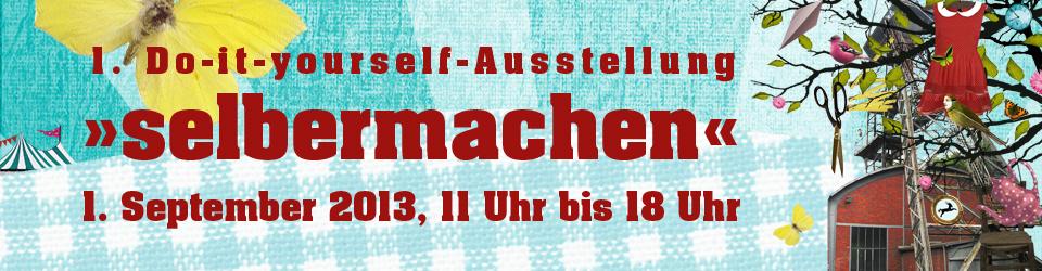 DIY (Do-it-yourself) Ausstellung mit Workshops und Picnic- en- blanc