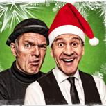 3 Weihnachtshasser-DVDs
