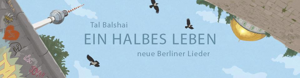 """Produktion der CD """"Ein halbes Leben - Neue Berliner Lieder"""