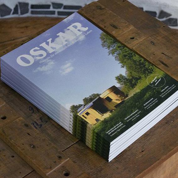 Oskar – Magazin für natürliches & autarkes Leben, 1 Ausgabe