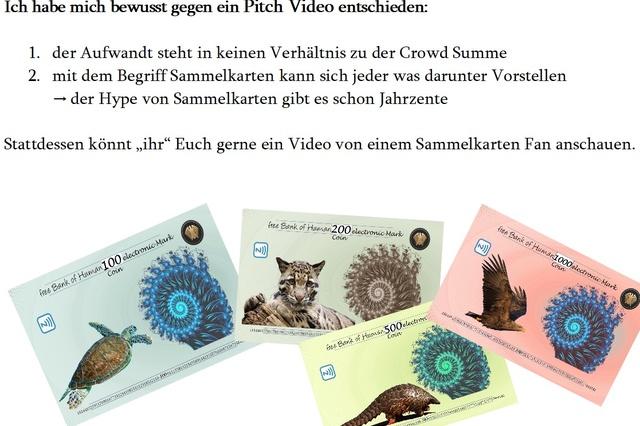 Sammel & Tausch Karten mit Pfiff