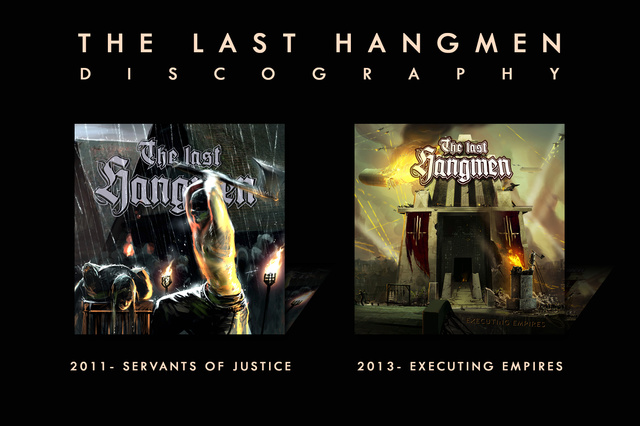 The last Hangmen - Black Fall Harvest