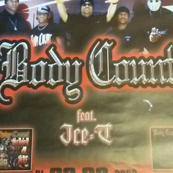 Body Count feat. Ice T von 2006