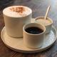 PORZELLAN KAFFEE SET 4 teilig der MOIRAS Porzellan Edition