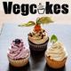 12 Muffins oder Cupcakes von Vegcakes