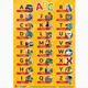Das große ABC-Plakat