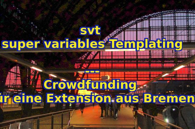 svt - Diagramme und Timer für Templates