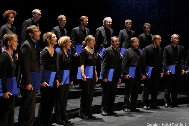 Kammerchor CONSONO: CD-Produktion mit Werken Wilhelm Bergers