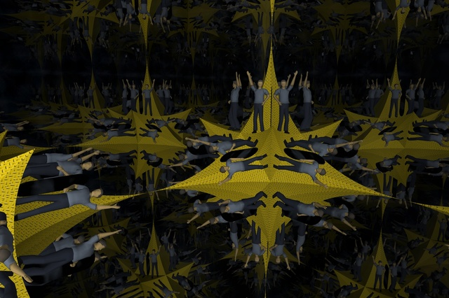 sternenspiegelraum staruniverscope
