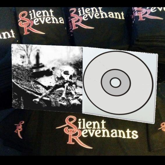 Signierte CD + T-Shirt