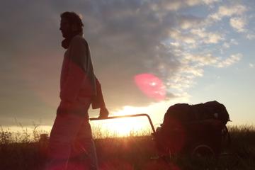 Zu Fuß - Zum Wir - Zu Mir   |    Filmprojekt