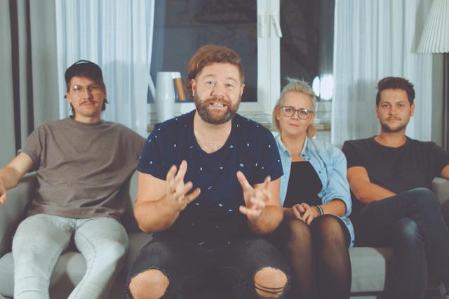 Outbreakband - MIT EUCH zum ersten STUDIO ALBUM