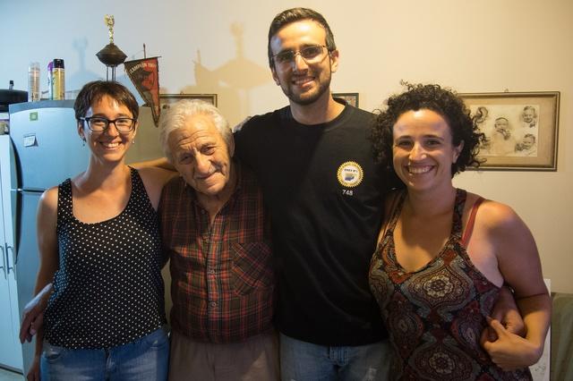 Filmtagebuch: Nach 80 Jahren zurück in die Heimat