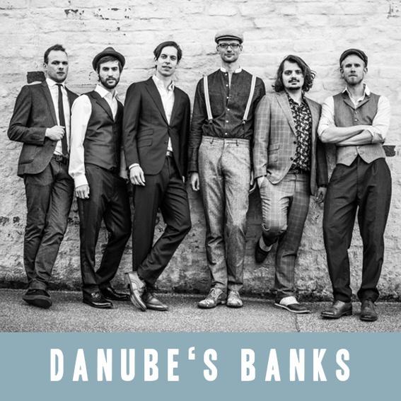 Doppelkonzert mit Danubes Banks auf St. Pauli