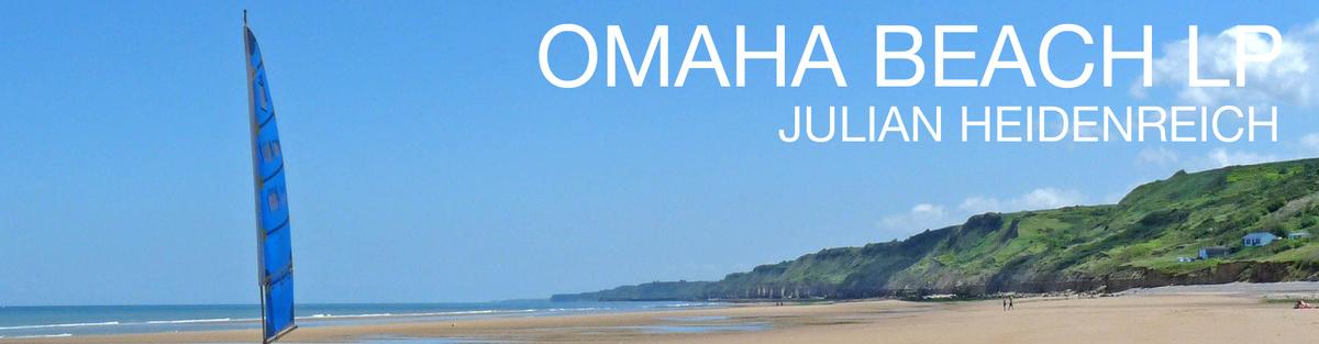 OMAHA BEACH LP auf CD