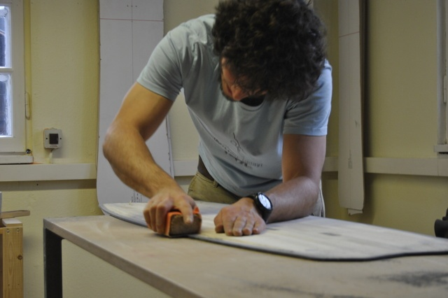 Board Lab - Bau dein Kiteboard einfach selbst