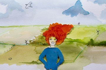 Liselotte Zottelwind - ein Vorlesebuch