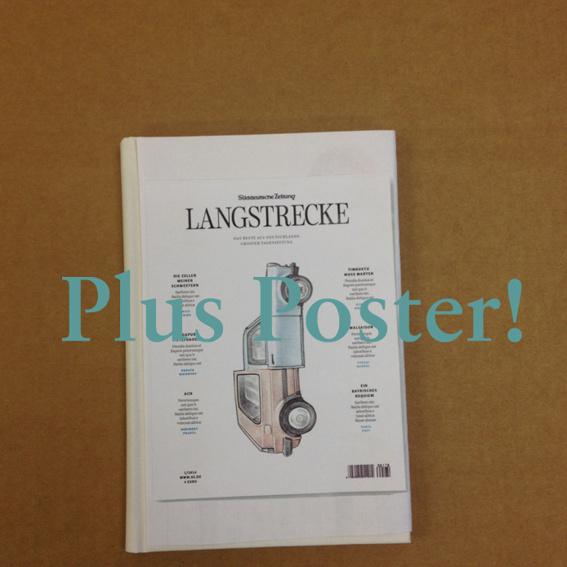 Frühbucher Taschenbuch (plus Poster)
