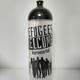 """Trinkflasche """"Refugees Welcome Karoviertel"""""""