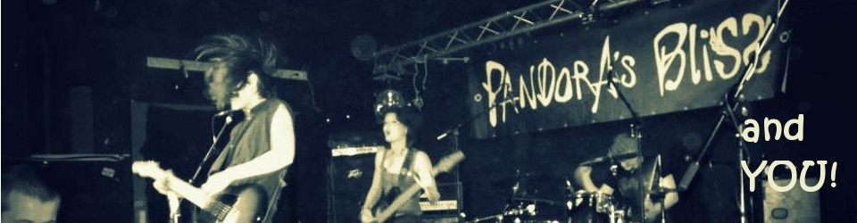 """PANDORA'S BLISS need your support for 3rd Album """"Amarchord""""!"""