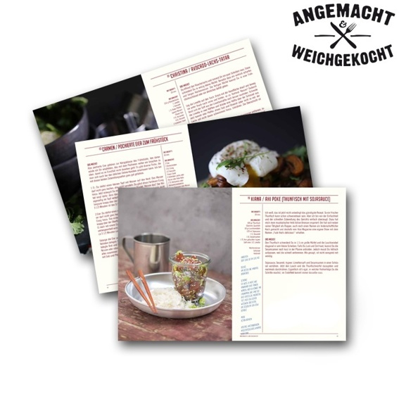 3 Rezepte als pdf