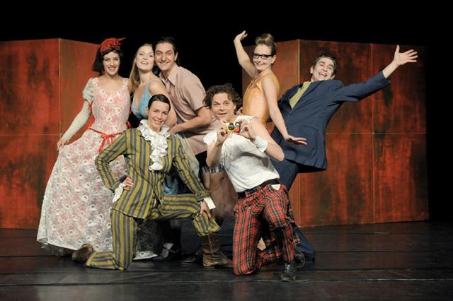Die Shakespeare Company Berlin und