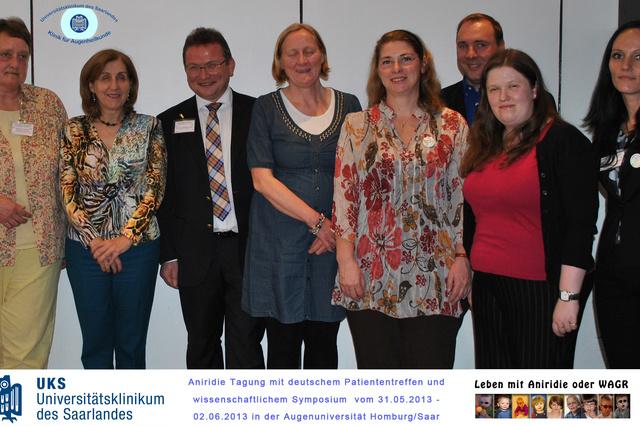 Europäische Aniridiekonferenz 2016
