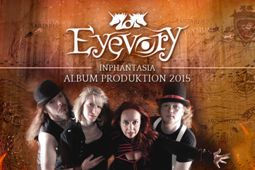 Eyevory - Album Production 2015