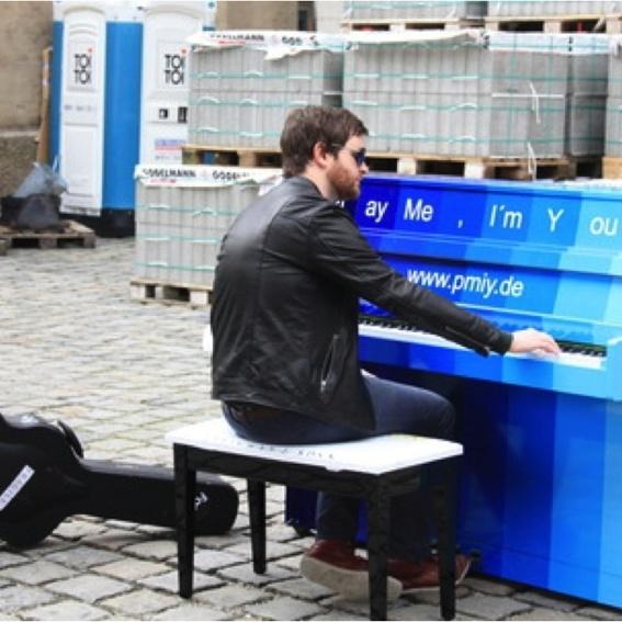 Industriedesign Klavier - Atelier Kehrle