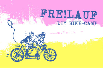 FREILAUF, DIY Bike-Camp