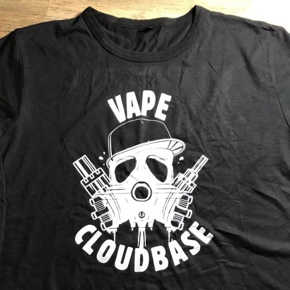 Ein Vape CloudBase Shirt