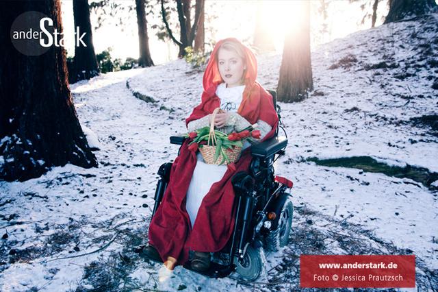 Fotoprojekt anderStark - Stärke braucht keine Muskeln