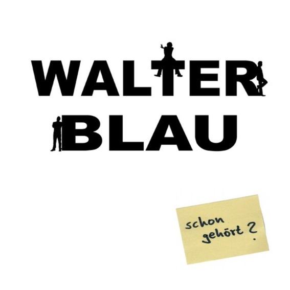 """Walter Blau - CD """"Schon gehört?"""", handsigniert"""