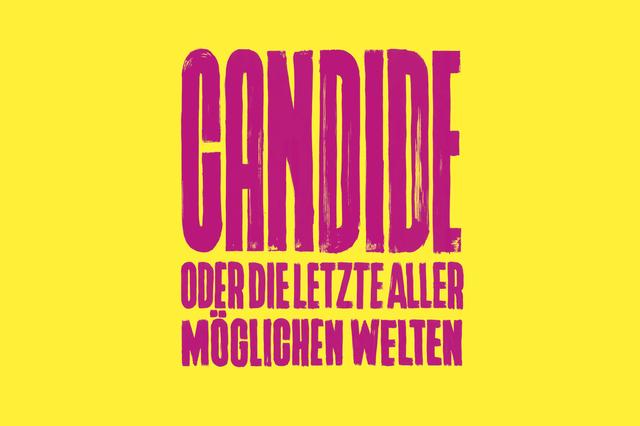 Candide oder Die letzte aller möglichen Welten