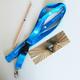 Set Senckenberg-Schlüsselband blau, Lesezeichen & Bleistift
