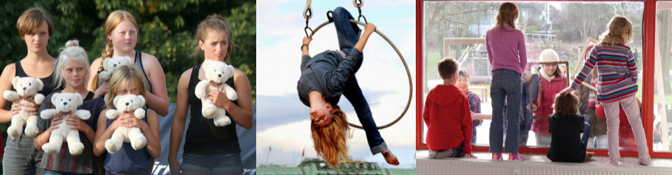 Tanzmanege meets Circus Normal at 'Kids on Stage'