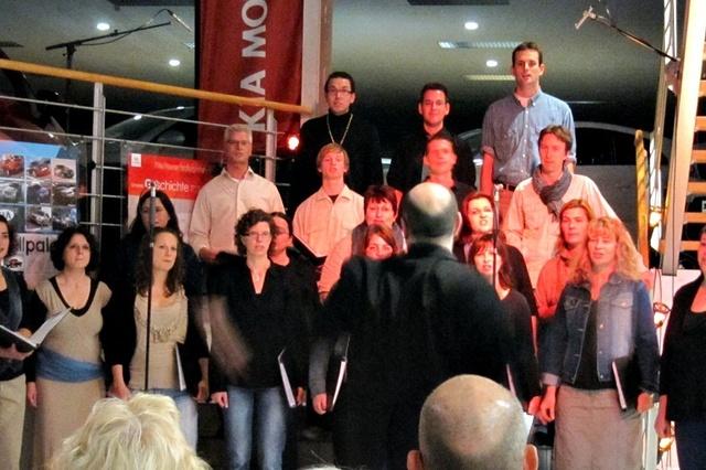 ConBrio geht auf Norwegen-Tour 2012