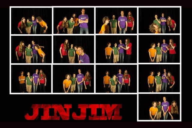 Jin Jim -Debüt Album Produktion