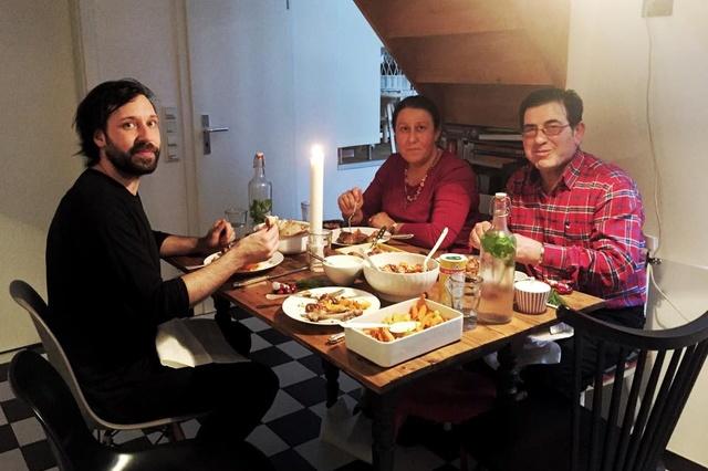 Welcome Dinner Köln - Begegnungen am Esstisch
