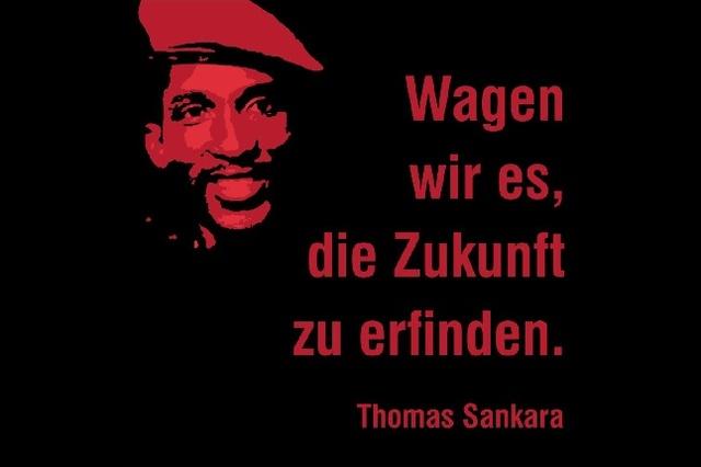 Buch: Thomas Sankara. Die Ideen sterben nicht!