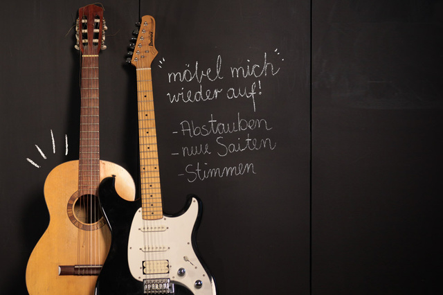 My Dear Instruments - Die Online-Musikerschmiede
