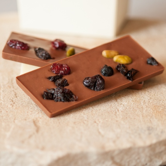1x Tafel sugarfree savory Schokolade deiner Wahl